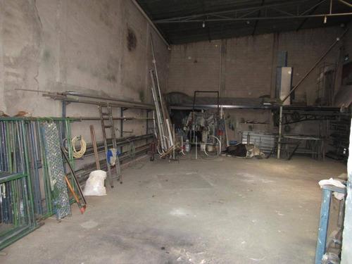 Imagem 1 de 11 de Barracão À Venda, 136 M² Por R$ 320.000,00 - Vila Industrial - Piracicaba/sp - Ba0295
