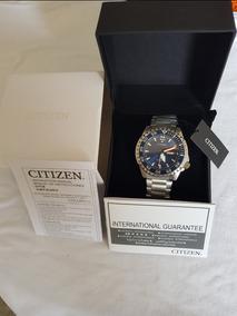 Relógio Citizen Automático 100m Nh8389-88l Novo Original