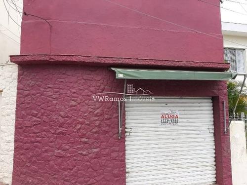 Salão Para Locação No Bairro Vila Formosa, 90 M² - 1104