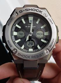 Relógio Casio G-shock Gst-s130 Gst S130 S110 Usado
