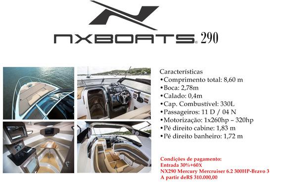 Lancha Nx Boat 290°