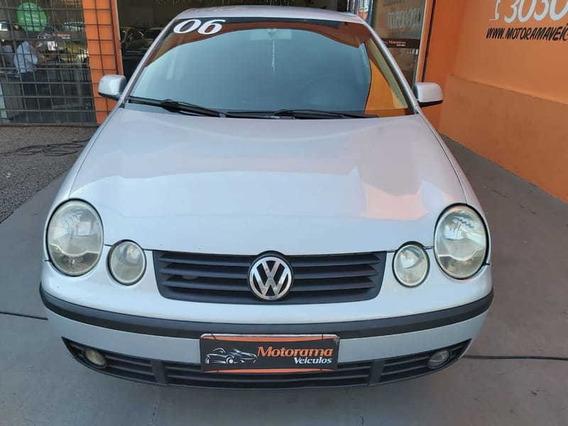 Volkswagen Polo Sedan 1.6 8v 2006