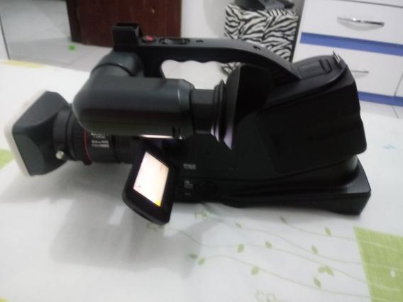 Filmadora Panasonic Ag Ac7 + Acessórios Para Filmagem