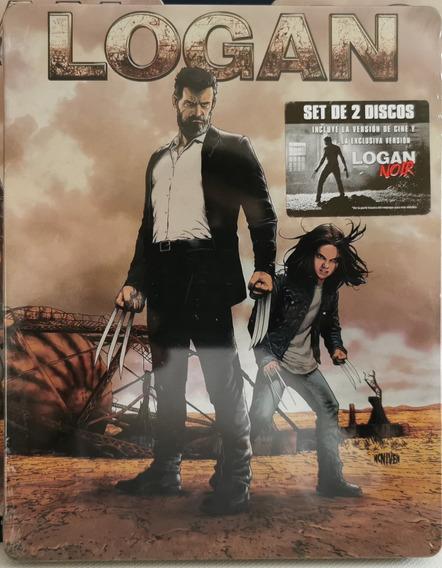 Logan Edición Limitada Steelbook Blu-ray