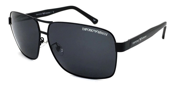 Oculos De Sol Masculino Ea2001 Premium Uv400 Oferta Liquida