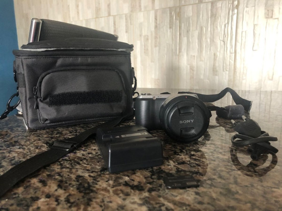 Câmera Fotográfica Semiprofissional Sony Nex-c3
