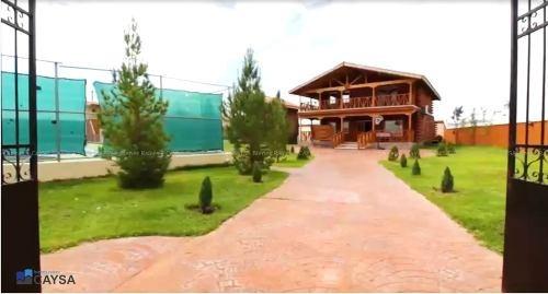 Casa Campestre En Venta En Villa Los Nogales (carretera Chih