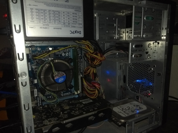 Pc Gamer I7-3770 8gb De Ram 1 Tbm De Hd