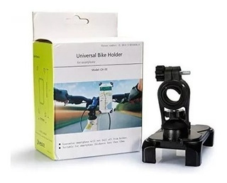 Soporte Porta Celular Universal Moto Bici Ajustable 360°