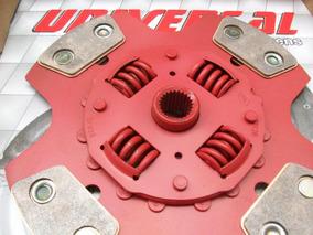 Disco Embreagem Cerâmica Motor Ap 4 Pastilhas C/ Molas Turbo