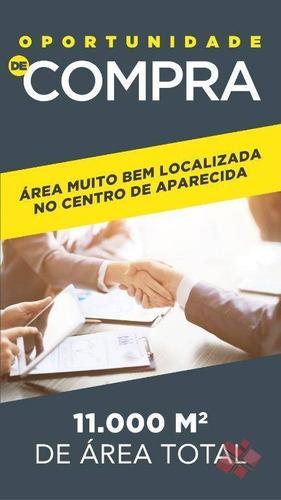 Imagem 1 de 12 de Área À Venda, 11 M² Por R$ 2.500.000,00 - Residencial Maria Luiza - Aparecida De Goiânia/go - Ar0003