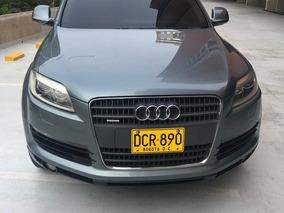 Audi Q7 2009 Quattro Progressive