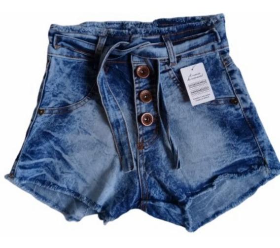 10 Short Jeans Feminino Pra Revenda Atacado Sacoleira Barato