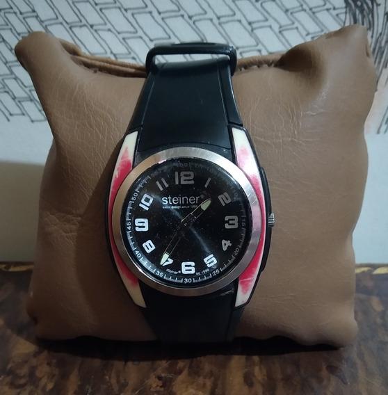 Reloj Steiner Vintage Water Resist 100m