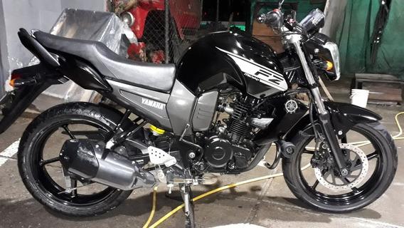 Moto Fz16 Modelo 2015 Ultima Version En Ese Año