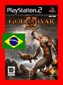 God Of War 2 - Leg. Em Português - Ps2 - Frete R$ 17