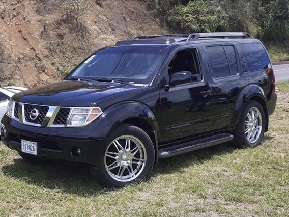 Nissan Pathfinder Le Full