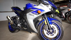Yamaha Yzf R3 Año 2015 Impecable!!!