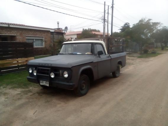 Dodge Pick Up 100 Pick Up
