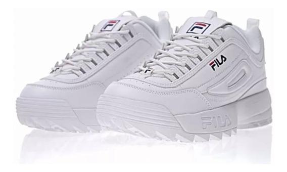 Zapatillas Fila Disruptor 2 Importadas