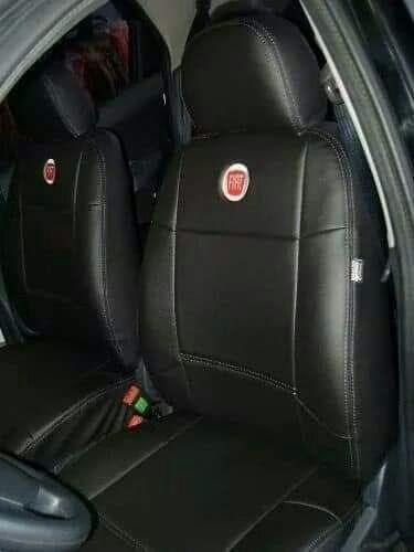 Capas Em Couro Courvin Universal Fiat Siena