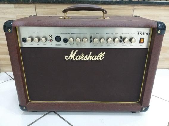 Amplificador Marshall As50d (ñ Meteoro, Peavey, Master)