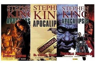 3 Comics Stephen King Apocalipsis + Envío Gratis