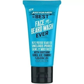 Shampoo Homem Barba E Rosto Our Best Face E Beard Ever 97ml