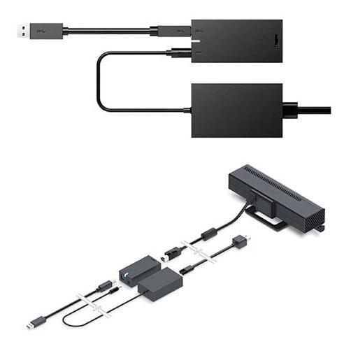 Fonte Adaptador Sensor Kinect P/ Xbox One S One X Novo