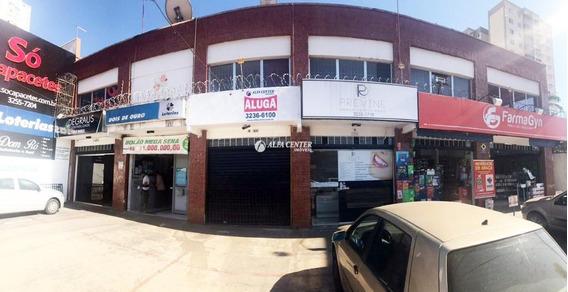 Loja Para Alugar, 33 M² Por R$ 1.800/mês - Setor Pedro Ludovico - Goiânia/go - Lo0109
