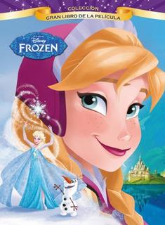 Frozen. Gran Libro De La Película(libro Infantil Y Juvenil)