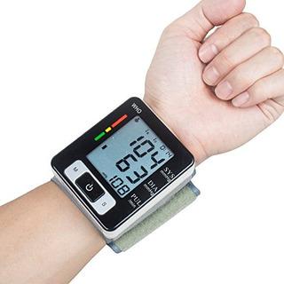 Tensiómetro Digital Portable Case Irregular Heartbeat