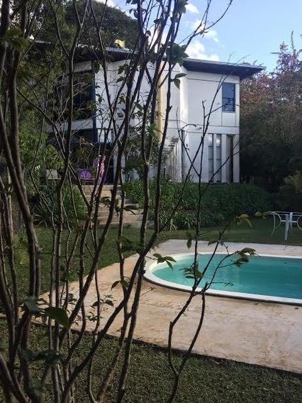 Arrojada Casa No Charmoso E Tranquilo Bosque Da Ribeira - 3148