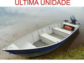 Barco De Alumínio Aruak 500