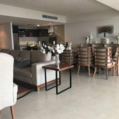 Condominio En Renta, En Zona Hotelera Con Vista Al Mar