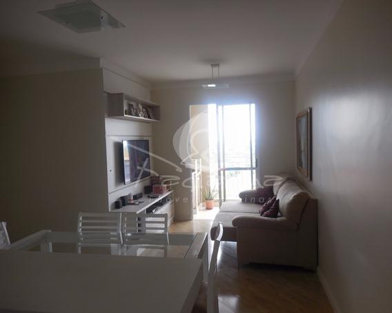 Apartamento A Venda No Swift Em Campinas- Imobiliária Em Campinas - Ap01719 - 4463271