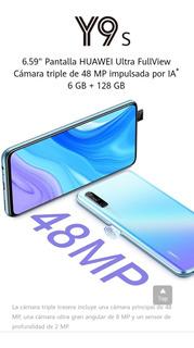 Celular Huawei Y9s