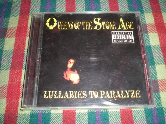 Queens Of The Stone Age / Lullabies To Paralyze Difusion Cp3