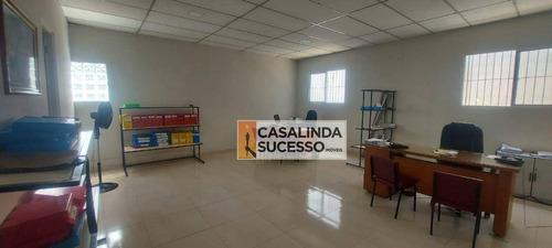 Imagem 1 de 21 de Salão Para Alugar, 200 M² Por R$ 4.000,00/mês - Itaquera - São Paulo/sp - Sl0097
