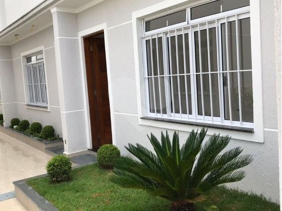 Sobrados Novos Em Condomínio Fechado No Bairro Requisitado Jardim Virginia Bianca - 170-im311830