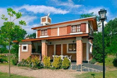 Cabañas A 10 Min. De Villa General Belgrano