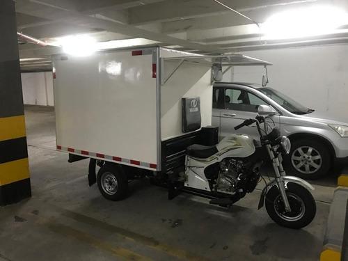 Motocarro Vaisan