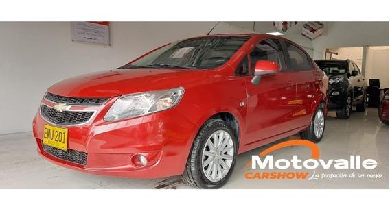 Chevrolet Sail Ltz Sedan Mecanico 2019