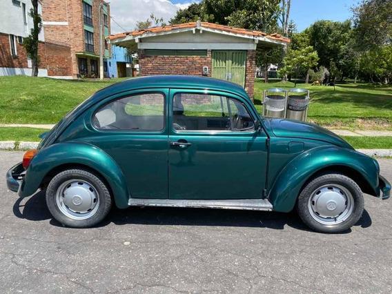 Volkswagen Escarabajo Sedán