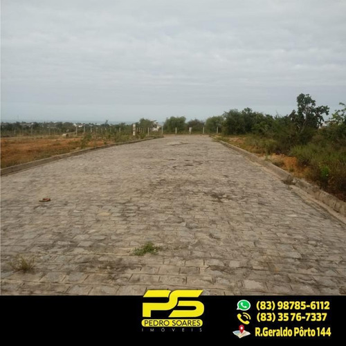 Imagem 1 de 4 de Terreno À Venda, 300 M² Por R$ 35.000 - Carapibus - Te0061