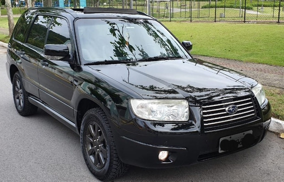 Subaru Forester 2008 2.0 Lx Awd Aut. 5p