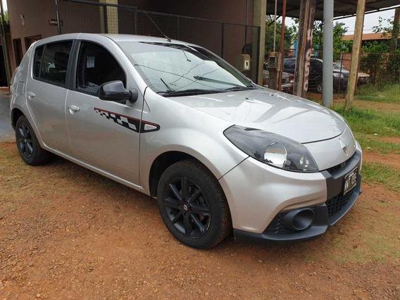 Renault Sandero Gt Line 1,6