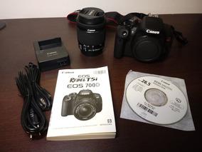 Câmera Canon Rebel Eos T5i