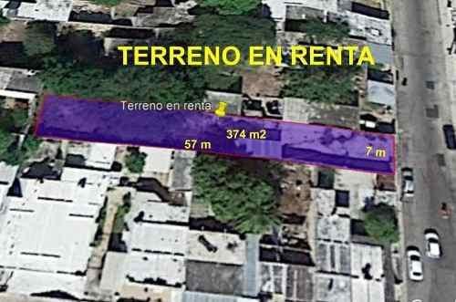 Terreno En Renta En Col. Jesús Carranza