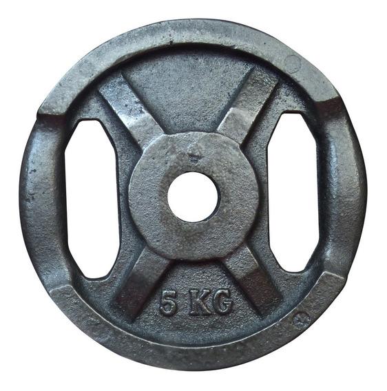 Disco Metal Fundicion X 5 Kg C/manija 30 O 50 Mm M Envios